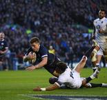 Russell redemption as Scotland stuns England