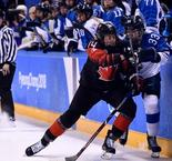 Ice Hockey Women's Preliminary Round: Canada 4 Finland 1