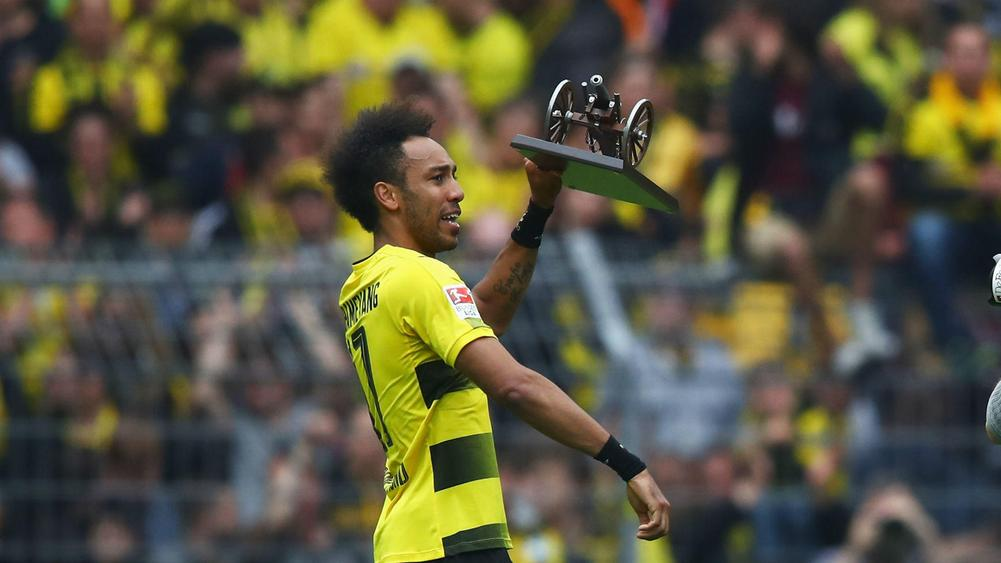 Pierre-Emerick Aubameyang: MD6's Man of the Matchday