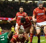 Rob Howley Names Unchanged Welsh Squad for Paris Showdown