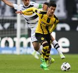 Dortmund's Merino joins Newcastle