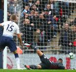 Dier seals victory for unconvincing Spurs