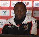 "Ligue 1 - Nice / Vieira : ""On se sent solidaire du peuple français"""