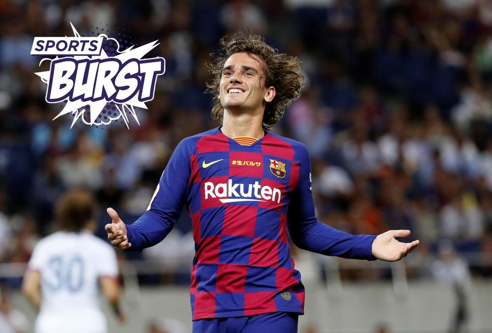 Antoine Griezmann will need to be on top form for Barcelona as Lionel Messi loses fight to be fit for Valencia. | Sports Burst