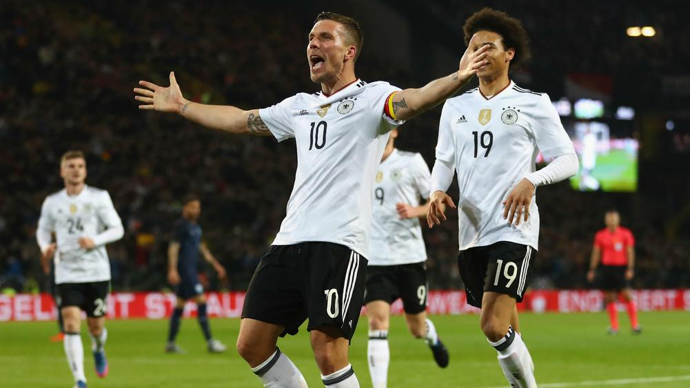 England player ratings against Germany: Which Liverpool star stood out?