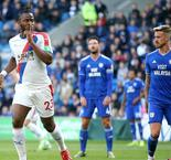 Palace win sees Cardiff relegated