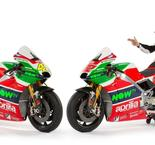 Aprilia Launches New-Look 2017 MotoGP Program