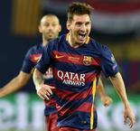 Messi gives team-mate Pedro his blessing