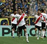 Stunning River Plate goals light up Superclasico