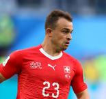 Liverpool sign Switzerland star Shaqiri
