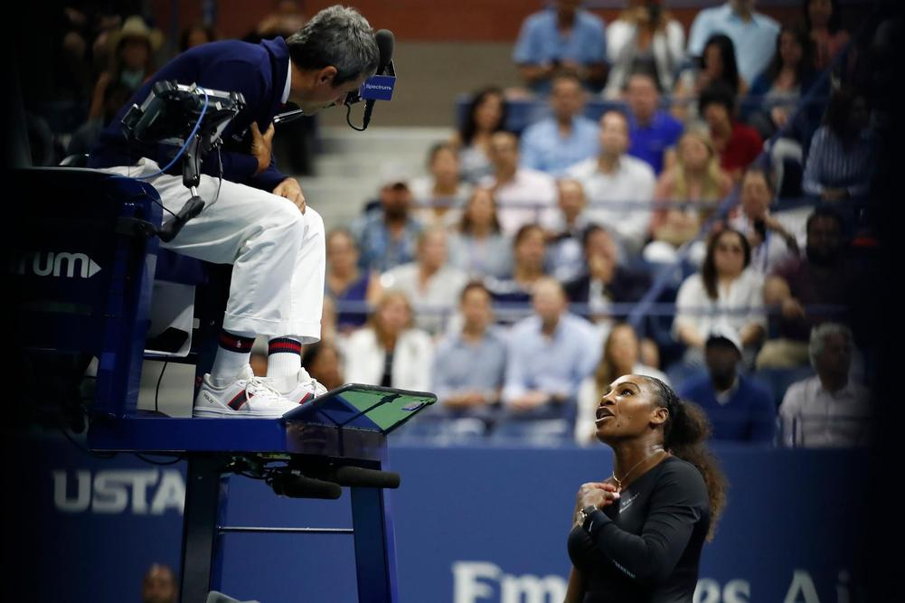 Governing body defends umpire Carlos Ramos after Serena Williams blow up