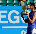 Konta stunned by Vekic fightback in Nottingham