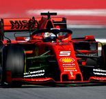 Vettel Revels In 'Unbelievable' Start To Testing