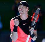 I know what it feels like to be Andy Murray - Edmund revels in limelight