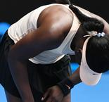 US Open champion Stephens a first-round casualty in Melbourne