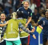 Women's World Cup Roundup: France And Germany Move To Brink Of Last 16