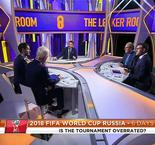 The Locker Room: Is The World Cup Overrated?