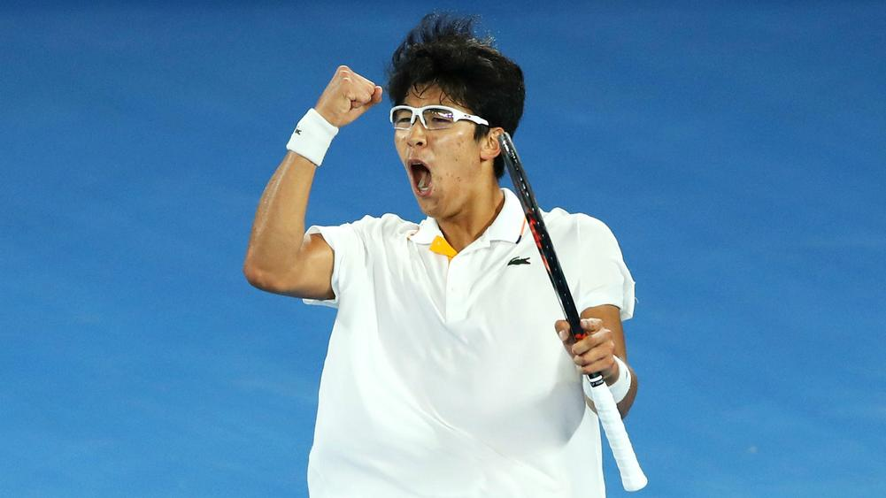 Hyeon Chung Upsets Novak Djokovic to Advance to Australian Open Quarterfinals