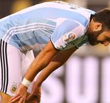 Higuain omitted by Argentina as Brazil recall Diego