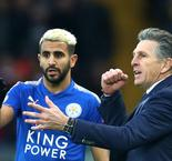Wantaway Mahrez won't return for Man City clash