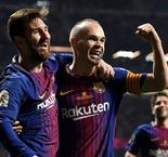 Barcelona crushes Sevilla to claim Copa