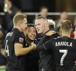 MLS: Rooney voit triple contre Salt Lake