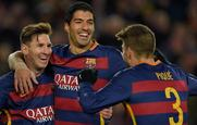 UEFA Champions League: Barcelona 6 - 1 Roma