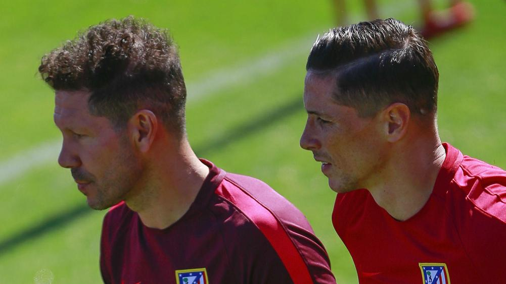 Simeone ready for longer-term Atletico stay, says Torres