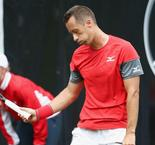 Tough Break For Kohlschreiber As McDonald Serves Up A Shock