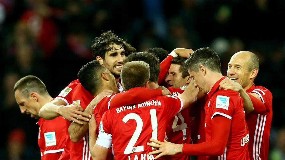 Bayern Munich - cropped