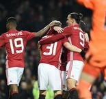 Coupe de la Ligue Anglaise: Man United 4 West Ham 1