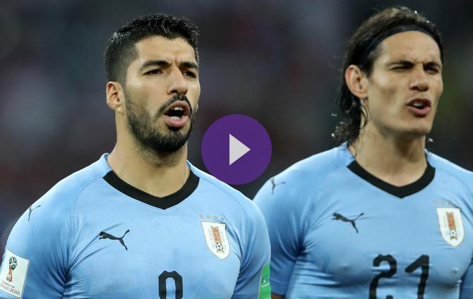 c4eedc580 Uruguay Hopeful Over Cavani Fitness But Suarez Confident They Can Cope If  He s Out