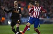 UEFA Champions League: Atletico Madrid 2 - 0 Galatasaray