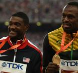 Michael Johnson Calms Usain Bolt, Justin Gatlin Rivalry Claims