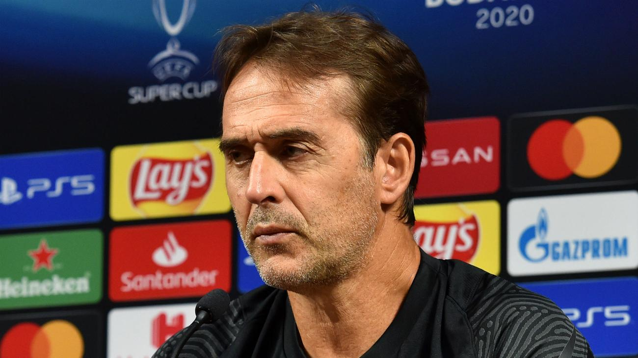 Lopetegui lauds Bayern: A team like this has not appeared in Europe for many years