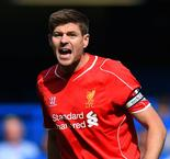 Gerrard not relishing spotlight ahead of farewell