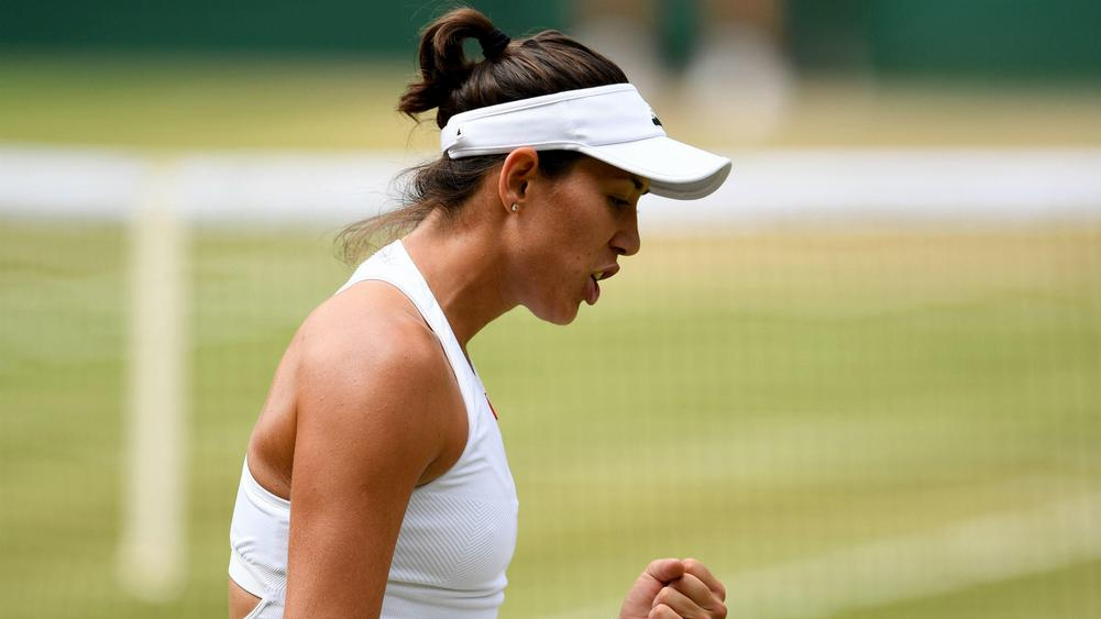 Wimbledon: Venus Williams, Garbine Muguruza advance to semis after wins