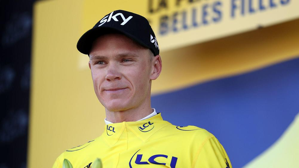 Froome, Thomas, Sky answer their doubters in Tour opener — TOUR DE FRANCE