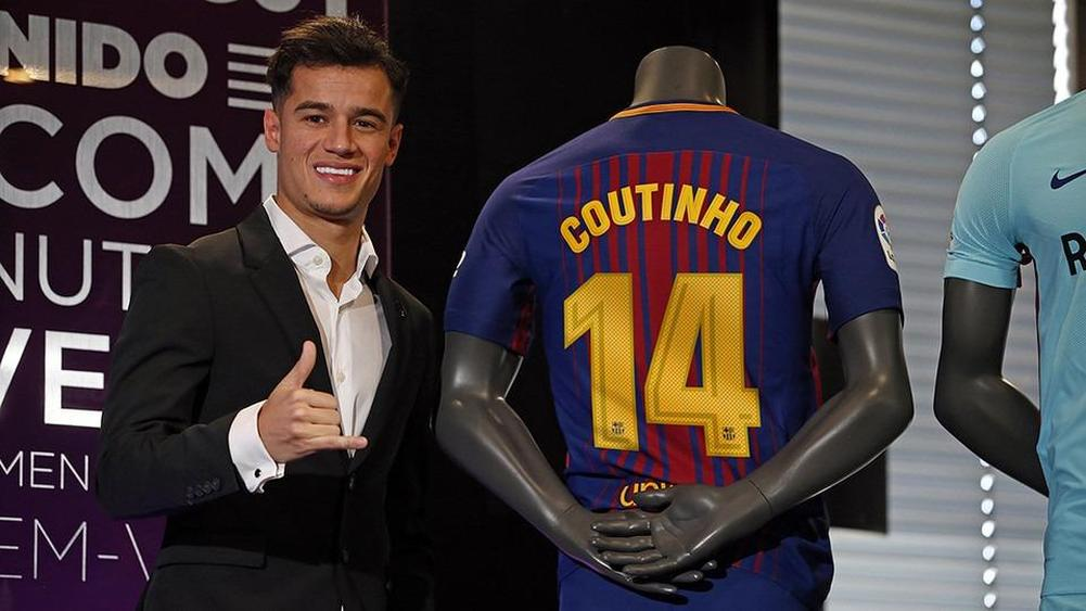 Suarez and Barca boss back Coutinho after first Barca start