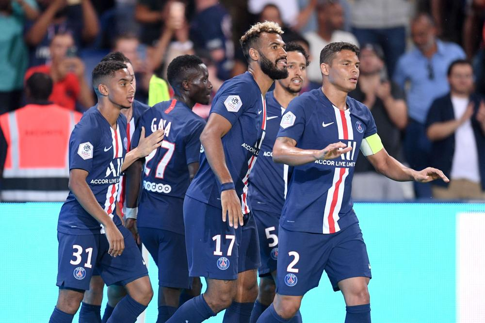 Image result for cavani toulouse 2019