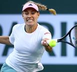 Kerber holds off Williams to reach Indian Wells semi-final