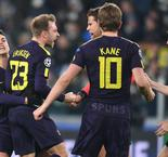 Juventus 2 Tottenham 2: Eriksen completes comeback to give Spurs the edge