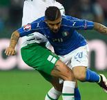 EURO 2016: Italy v Republic of Ireland: Insigne hits the woodwork