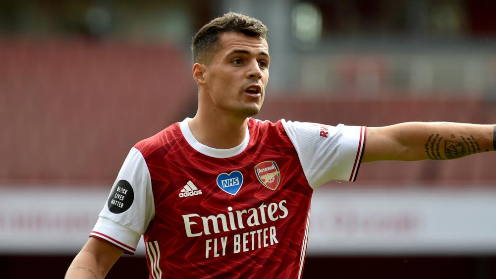 Xhaka thanks Arteta for second chance: 'I was very, very close to ...