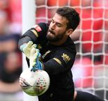 Alisson Making 'Steady Progress,' Says Liverpool Goalkeeping Coach