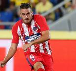 Koke stunners fire Atleti without Griezmann
