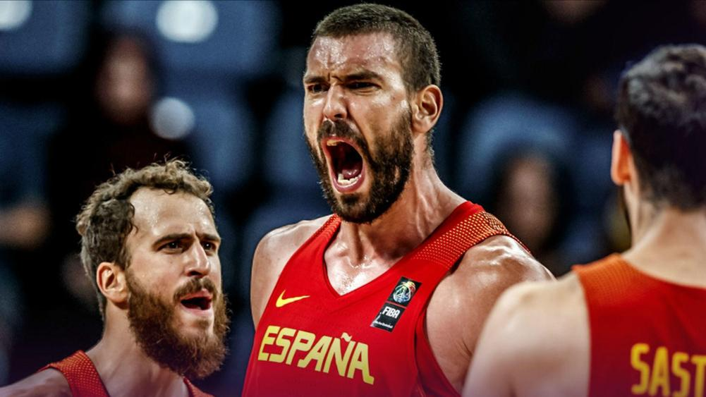 Spain beat Germany, advance to final 4 in EuroBasket