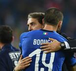 Bonucci credits Mancini's fresh approach and faith in Italy's youth