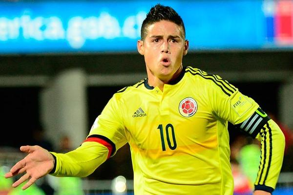 Chile 1-1 Colombia