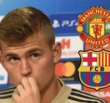 Undecided De Ligt Keeping Options Open Amid Barcelona And Manchester United Rumors